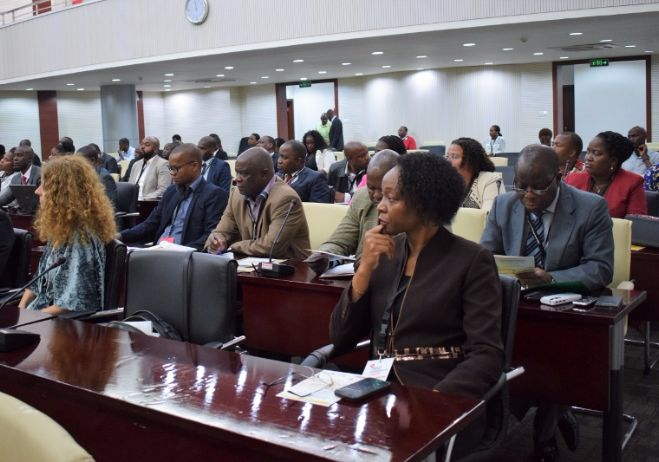 Conferência Organização e Gestão da Justiça Criminal - 28 de setembro 2017, PGR - Maputo
