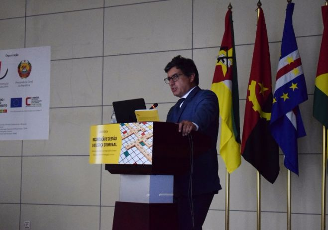 Conferência Organização e Gestão da Justiça Criminal - 28 de setembro 2017, PGR - Maputo   Nuno Coelho, Juiz Desembargador e Conselheiro Científico do PACED (Portugal)