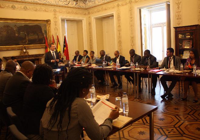 Fórum de reflexão, partilha e criação de redes colaborativas entre Magistrados do Ministério Público - 10 a 12 de outubro 2017 - Procuradoria-Geral da República, Lisboa