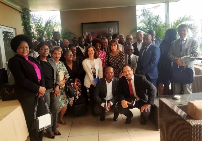 Formação nacional - junho 2017, Luanda