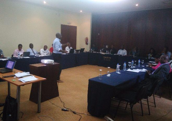 Formação Nacional. Maio, São Tomé e Príncipe