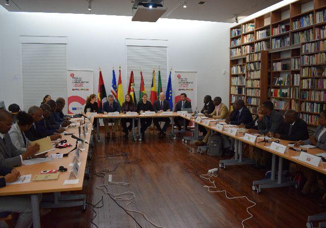 Fórum de reflexão, partilha e criação de redes colaborativas entre Polícias de Investigação Criminal - 5 a 7 de deszembro 2017 - Auditório Camões, I.P., Lisboa