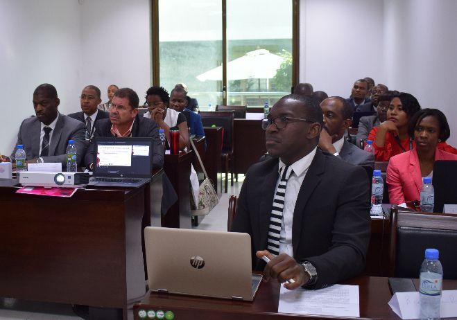 Seminário de governação e organização criminal - 6 a 8 de junho 2017, Luanda