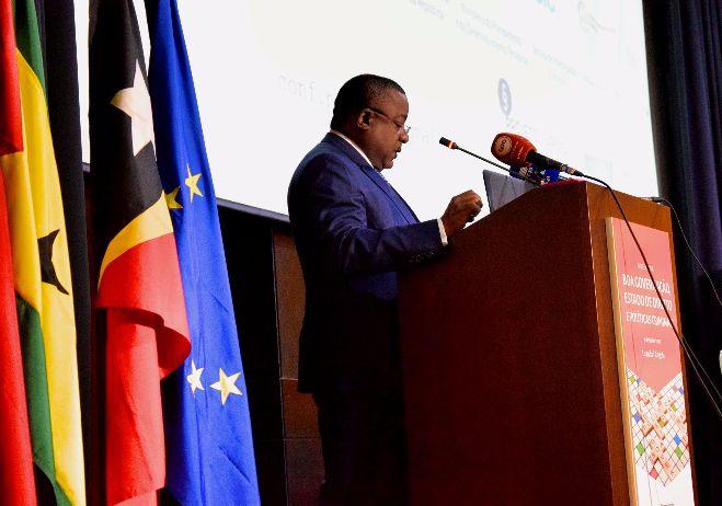 Conferência inaugural Boa governação, Estado de Direito e Políticas Criminais - 5 de junho 2017, Angola -  Discurso inaugural do Ministro da Justiça e Direitos Humanos angolano, Rui Mangueira