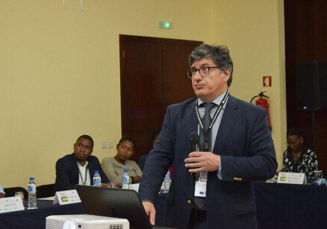 Seminário Formativo em Governação e Organização da Justiça Criminal, 9 a 11 de março de 2020, São Tomé e Príncipe