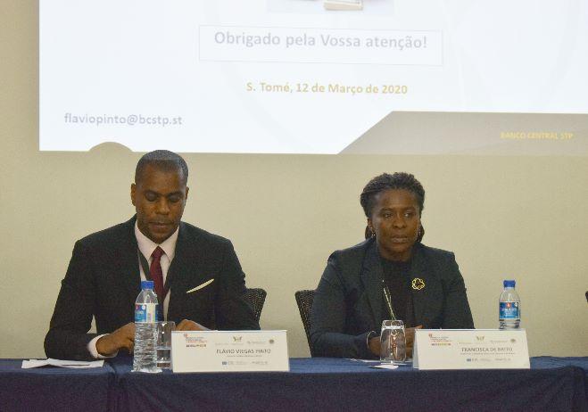 Conferência Internacional de São Tomé e Príncipe: A Justiça Criminal e os sistemas penal e financeiro de prevenção e combate ao branqueamento de capitais, 11 e 12 de março de 2020.