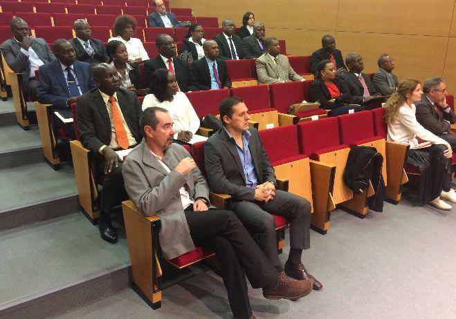 Cerimónia de abertura da formação de formadores - EPJ