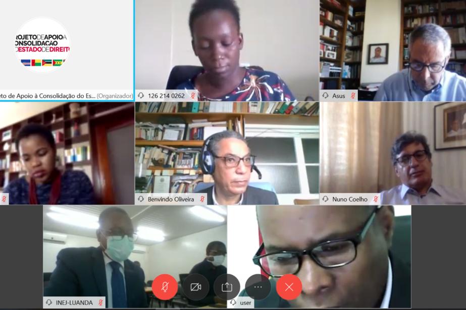Escolas de Formação Jurídica e Judiciária dos PALOP e TL preparam encontro em Moçambique