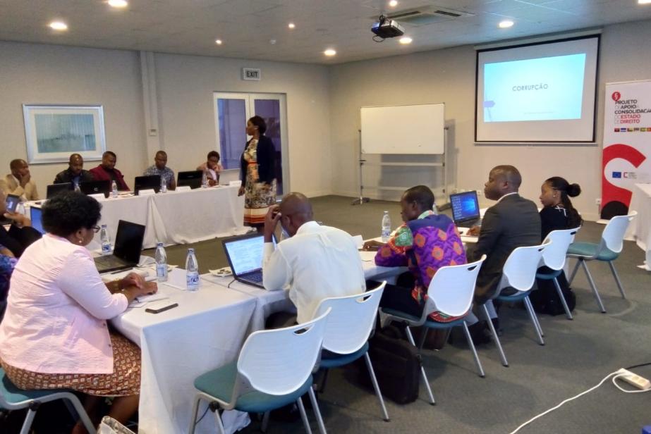 Formação financiada pela UE e Camões, I.P. reforça combate à criminalidade económico-financeira em Moçambique