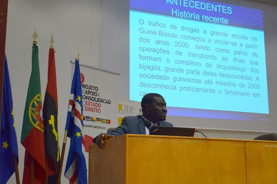 Guiné-Bissau: Condenados todos os arguidos da maior apreensão de droga na Guiné-Bissau