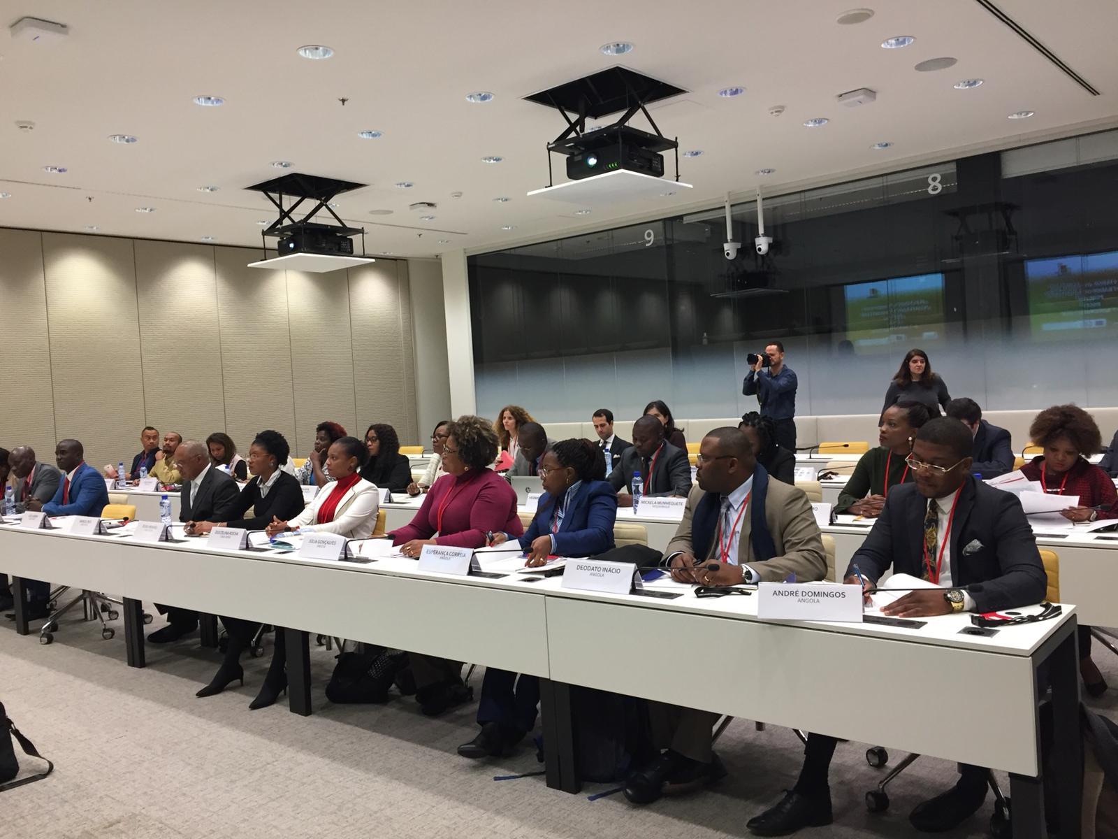 2º Fórum dos Magistrados do Ministério Público dos PALOP e Timor-Leste - Haia, Holanda