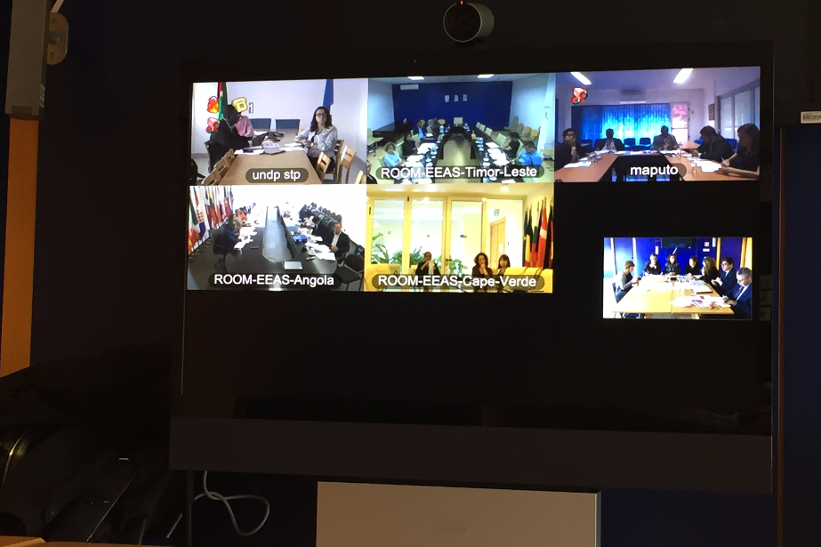 Mais de trinta parceiros dos PALOP, Timor-Leste e Portugal reunidos em Comité de Seguimento Técnico do projeto