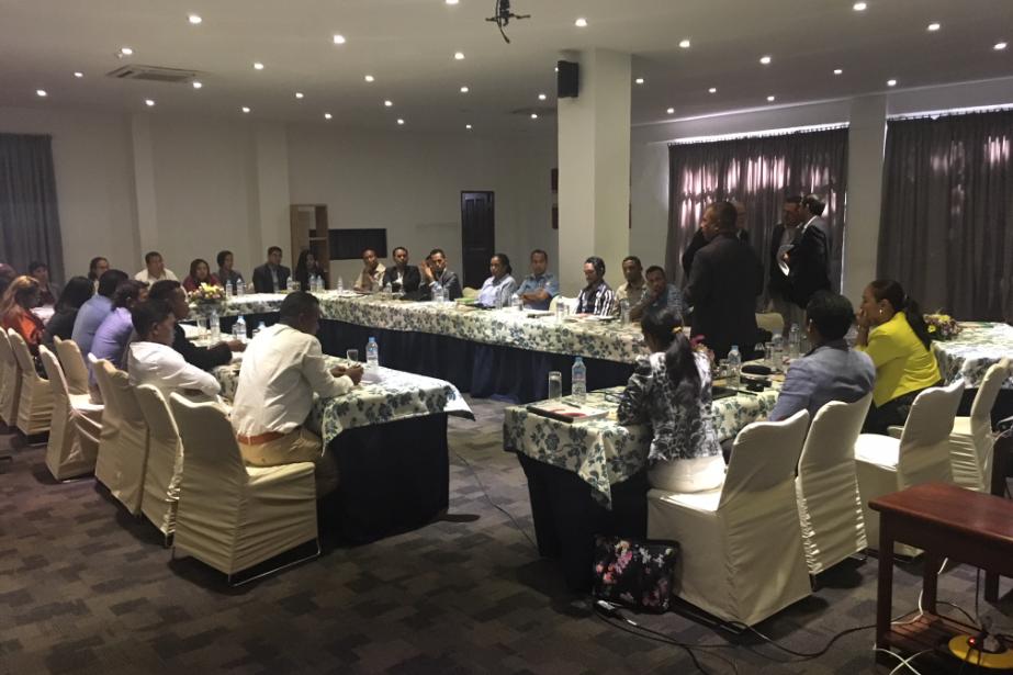 Timor-Leste: UE e Camões, I.P. mantêm aposta na formação de profissionais para reforçar a capacidade do país no combate à corrupção, lavagem de dinheiro e tráfico de drogas