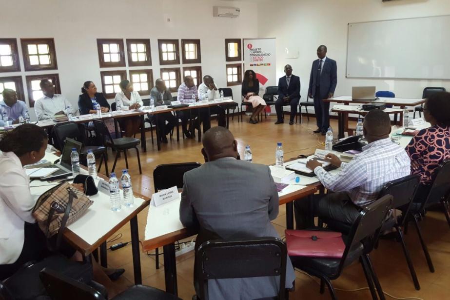 Moçambique: Arranque do programa de formação nas áreas da corrupção, branqueamento e tráfico de estupefacientes