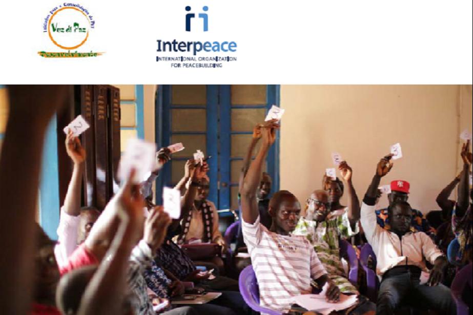 Barómetro participativo sobre a perceção e experiência da população: Como melhorar a governação da justiça na Guiné-Bissau