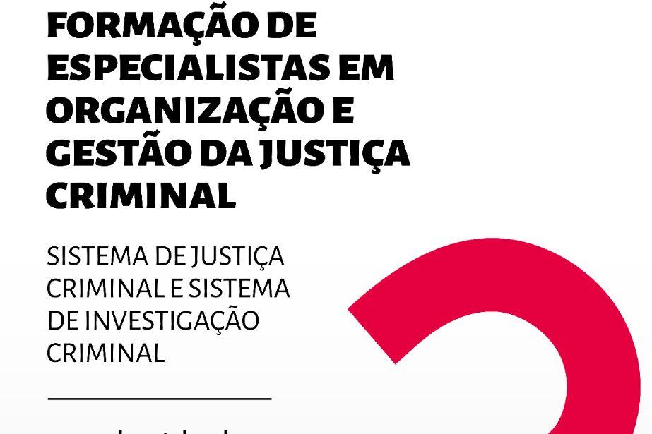 Comunicado de Imprensa: UE e Camões I.P. formam novos especialistas em organização e gestão da Justiça Criminal