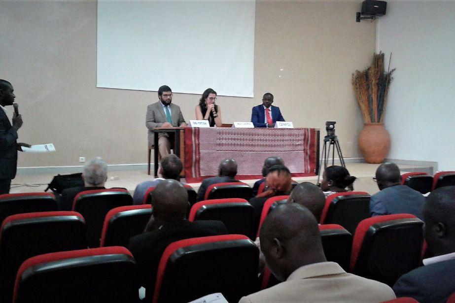 Bissau: arranque de formações nas áreas da corrupção, branqueamento e tráfico de droga
