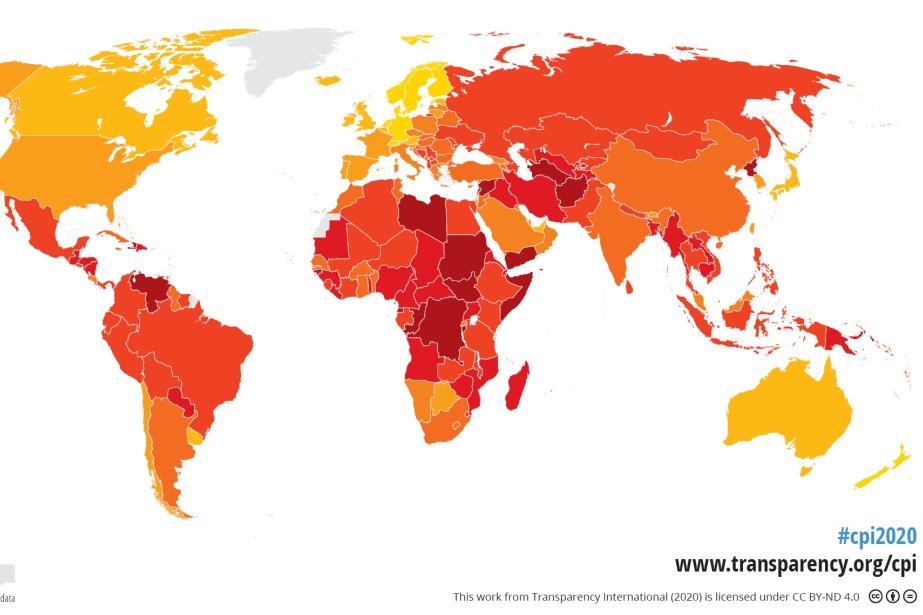 Cinco países lusófonos melhoram e três pioram no índice de corrupção