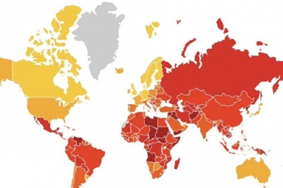 Países Parceiros do PACED melhoram no ranking de perceção da corrupção relativo a 2019