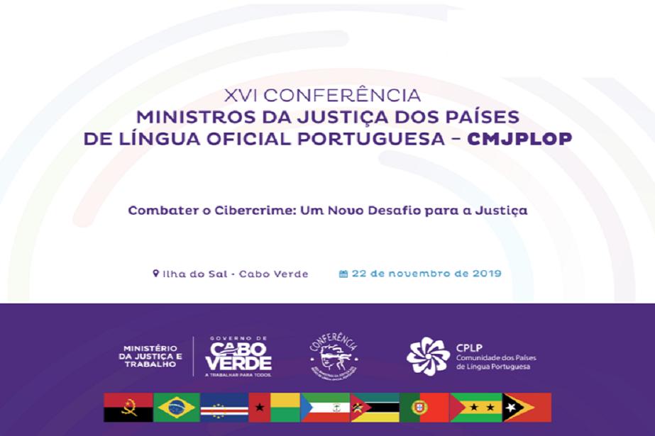 Comunicado de Imprensa: PACED participa na XVI Conferência dos Ministros da Justiça dos PLOP