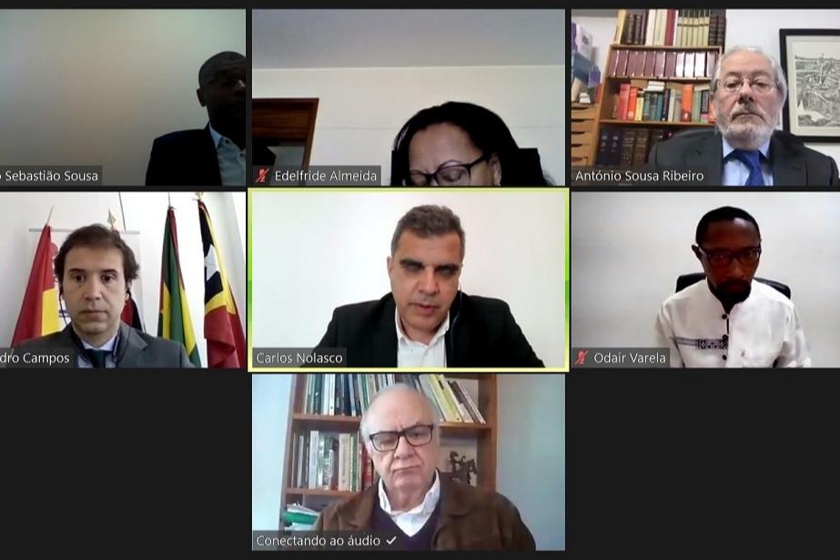 Cabo Verde debate cooperação internacional e Estado de Direito