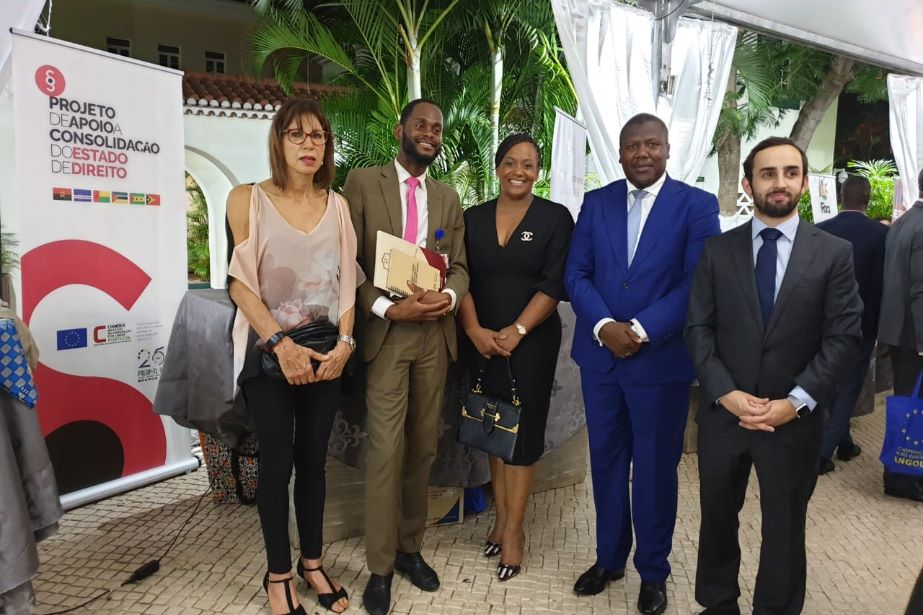 República de Angola: PACED representado em evento comemorativo do Dia da Europa em Luanda