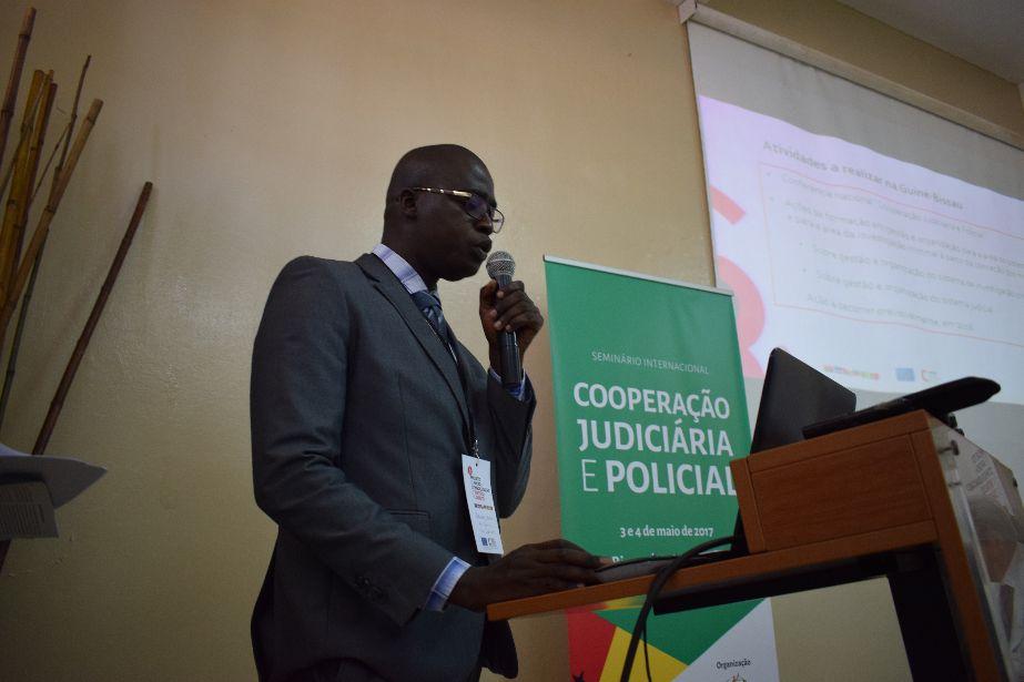 Bissau acolhe seminário sobre o papel da cooperação no combate à criminalidade