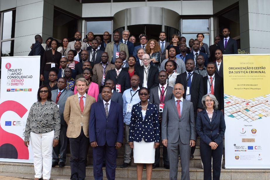 Moçambique: temas-chave para o futuro da justiça criminal em debate em Nampula e Maputo