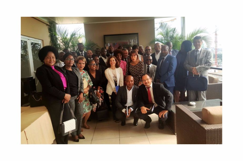 Profissionais angolanos dão formação nas áreas da corrupção, branqueamento e tráfico de estupefacientes