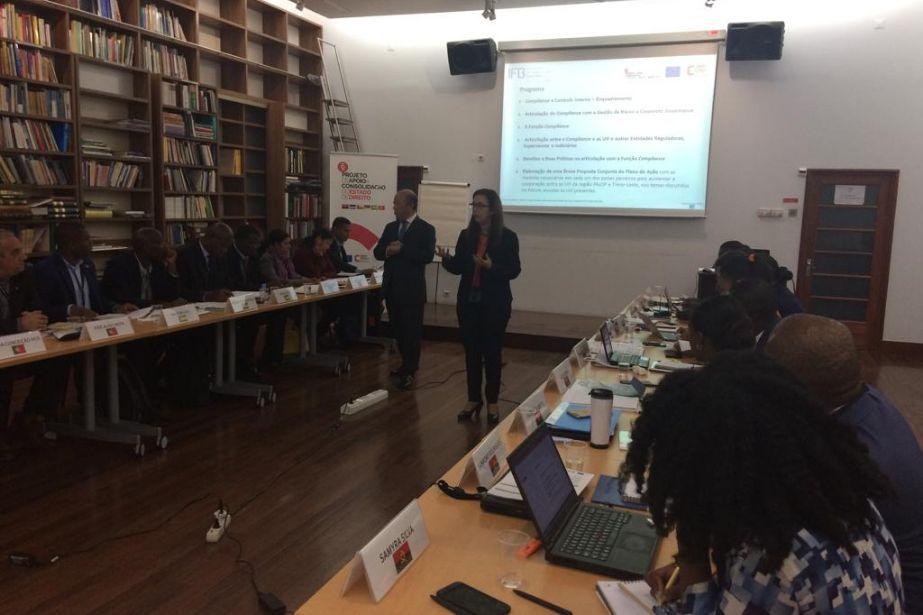 2º Fórum das Unidades de Informação Financeira dos PALOP e Timor Leste