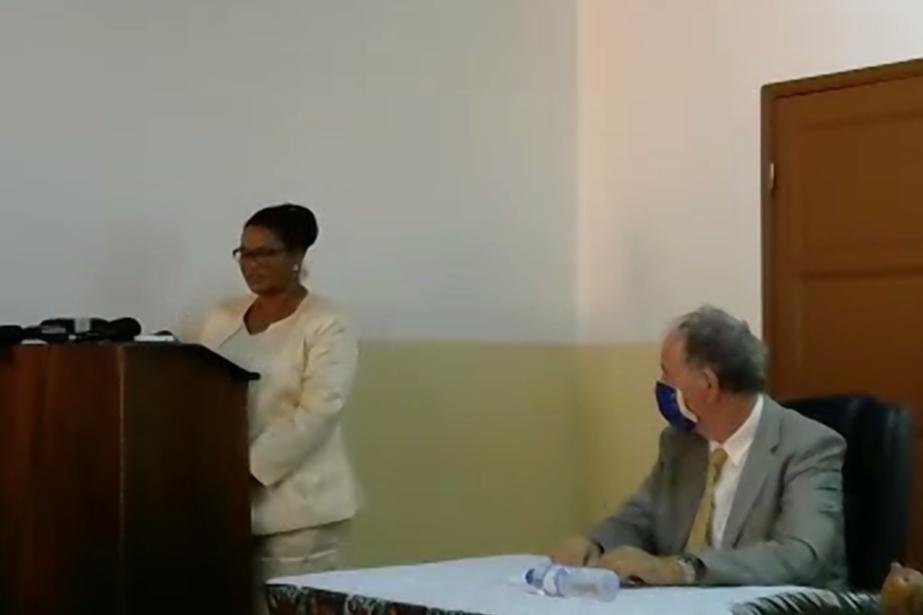 São Tomé e Príncipe inaugura laboratório de polícia científica com o apoio da União Europeia e do Camões, I.P.
