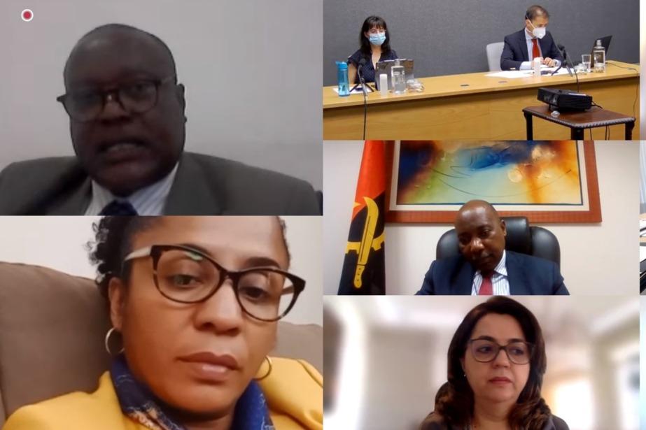 Países de Língua Portuguesa apresentam resultados do estudo sobre atuação do poder judiciário na pandemia
