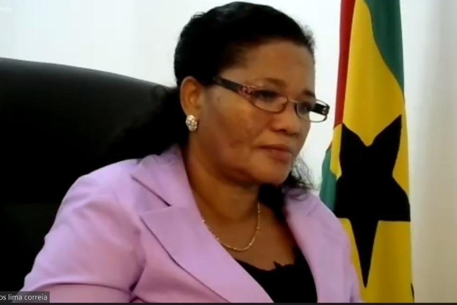São Tomé e Príncipe debate cooperação internacional e Estado de Direito