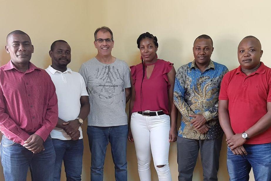 Assistência técnica à Polícia Judiciária de São Tomé e Príncipe no âmbito do PACED