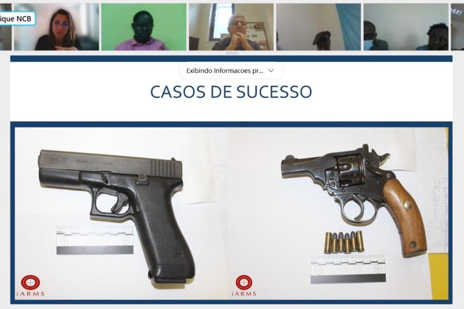 Polícias dos PALOP e Timor-Leste decidem estratégias de combate ao tráfico de armas e crimes associados