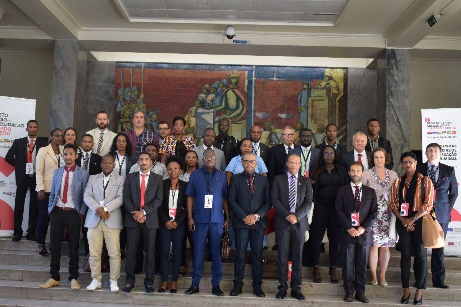 Polícias de Investigação Criminal dos PALOP e Timor-Leste assinam Memorando de Entendimento