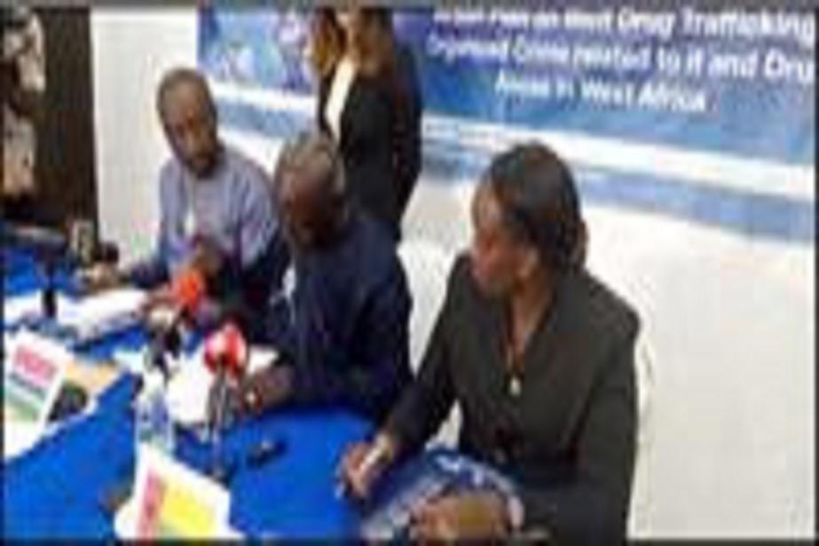 Guiné-Bissau, Gâmbia e Senegal juntos em MoU com o objetivo de contribuir para o combate ao tráfico de droga