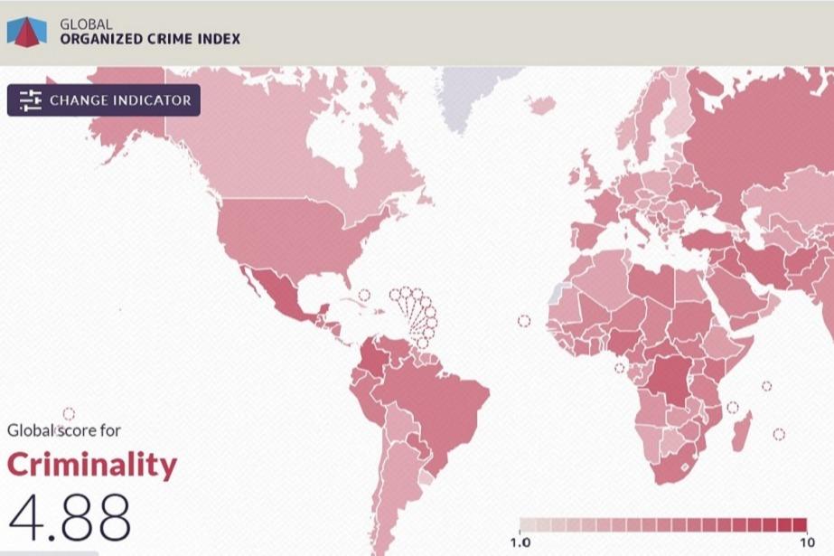 São Tomé e Príncipe é o país africano com menos criminalidade organizada e Cabo Verde o mais bem preparado para a enfrentar