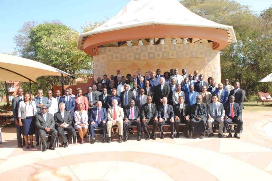 Polícias de Investigação Criminal da República de Angola, Cabo Verde, Guiné-Bissau e Moçambique presentes na terceira reunião anual da AMDEC - África Multilateral Drug Enforcement Coordination Meeting
