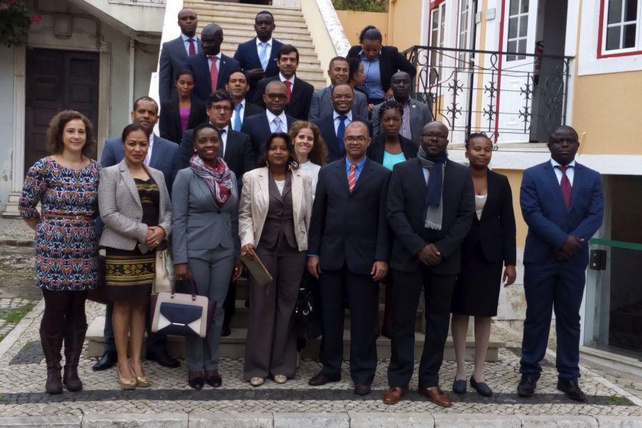 Arranque do programa de formação do Projeto de Apoio à Consolidação do Estado de Direito nos PALOP e Timor-Leste (PACED)
