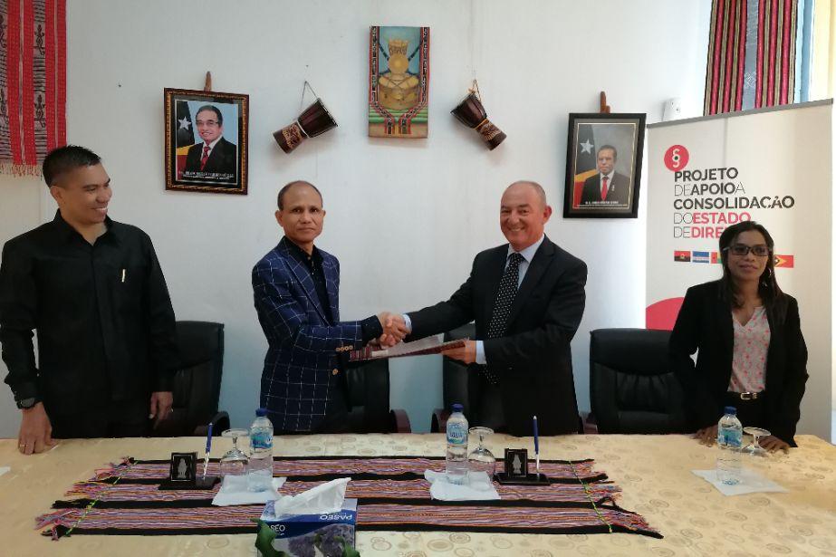 União Europeia e Camões I.P. reforçam Polícia Científica de Investigação Criminal de Timor-Leste