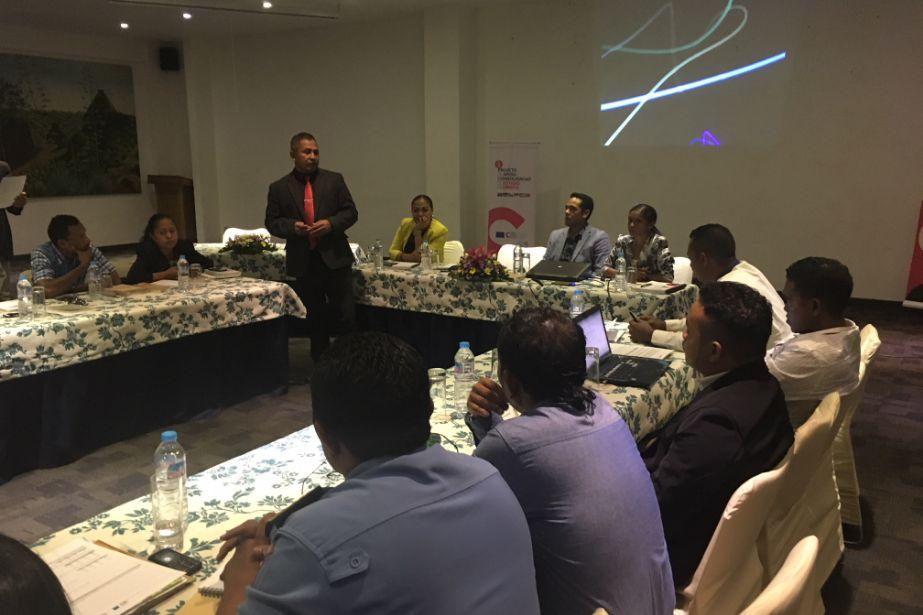 Timor-Leste: encerramento da segunda edição das ações de formação nacionais nas áreas do tráfico de estupefacientes, corrupção e branqueamento de capitais