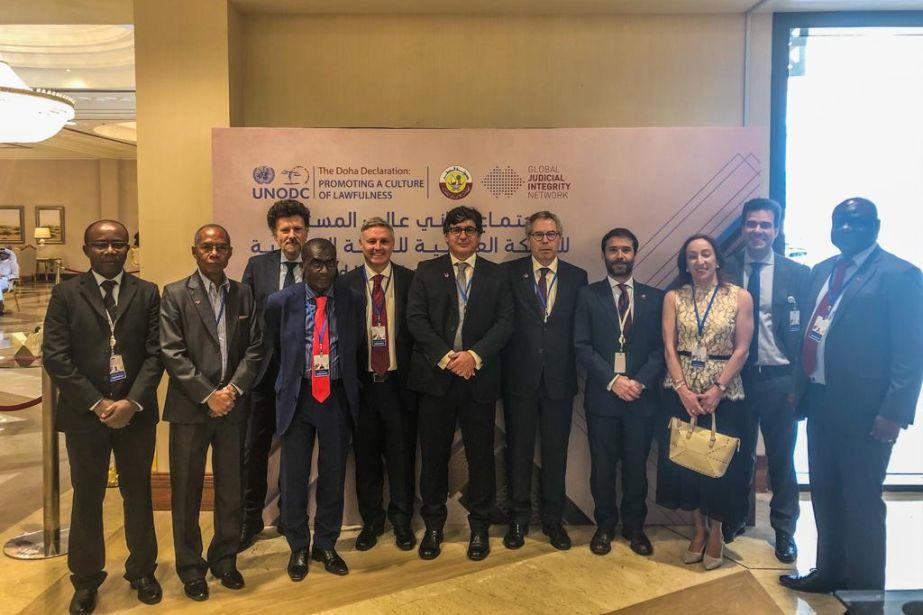 PACED apoia a participação de juízes dos PALOP e Timor-Leste em encontro da Rede Global de Integridade Judicial