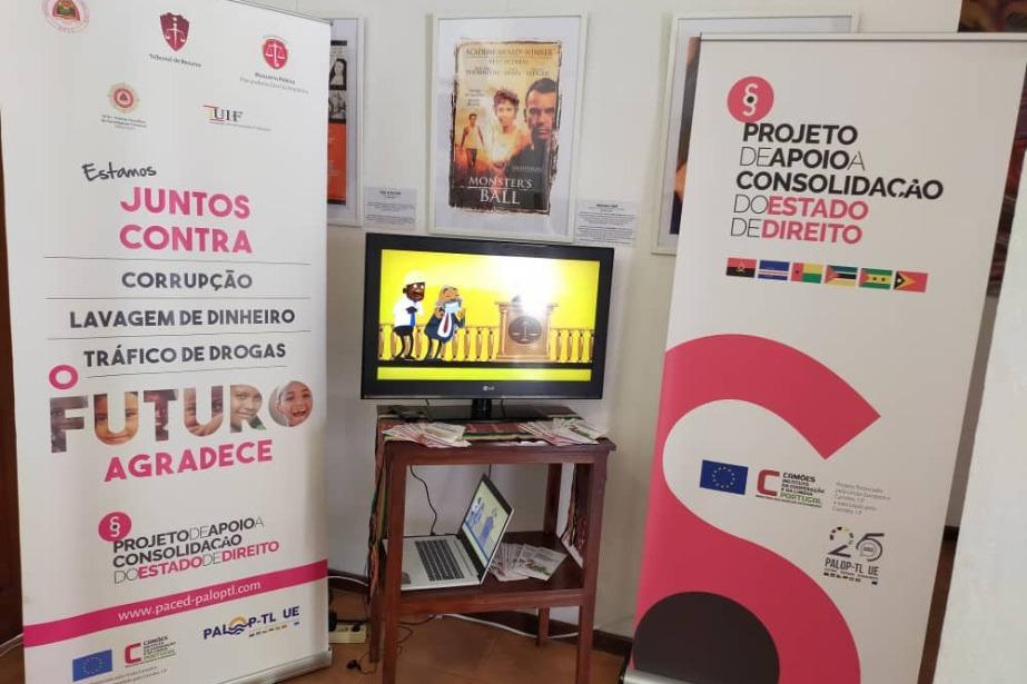 Timor-Leste: PACED representado na mostra de projetos de cooperação da União Europeia