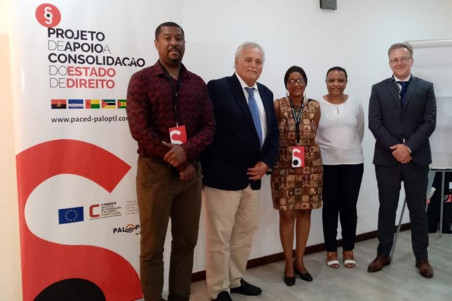 Cabo Verde conclui formações nas áreas da corrupção, branqueamento de capitais e tráfico de estupefacientes