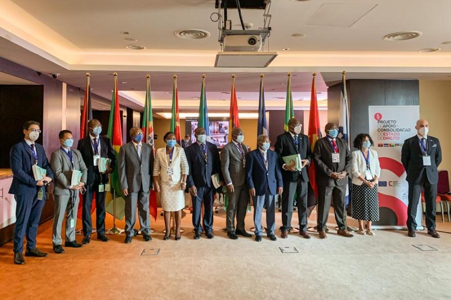 Edições Legis PALOP+TL lançadas à margem da Conferência de Chefes de Estado e de Governo da CPLP