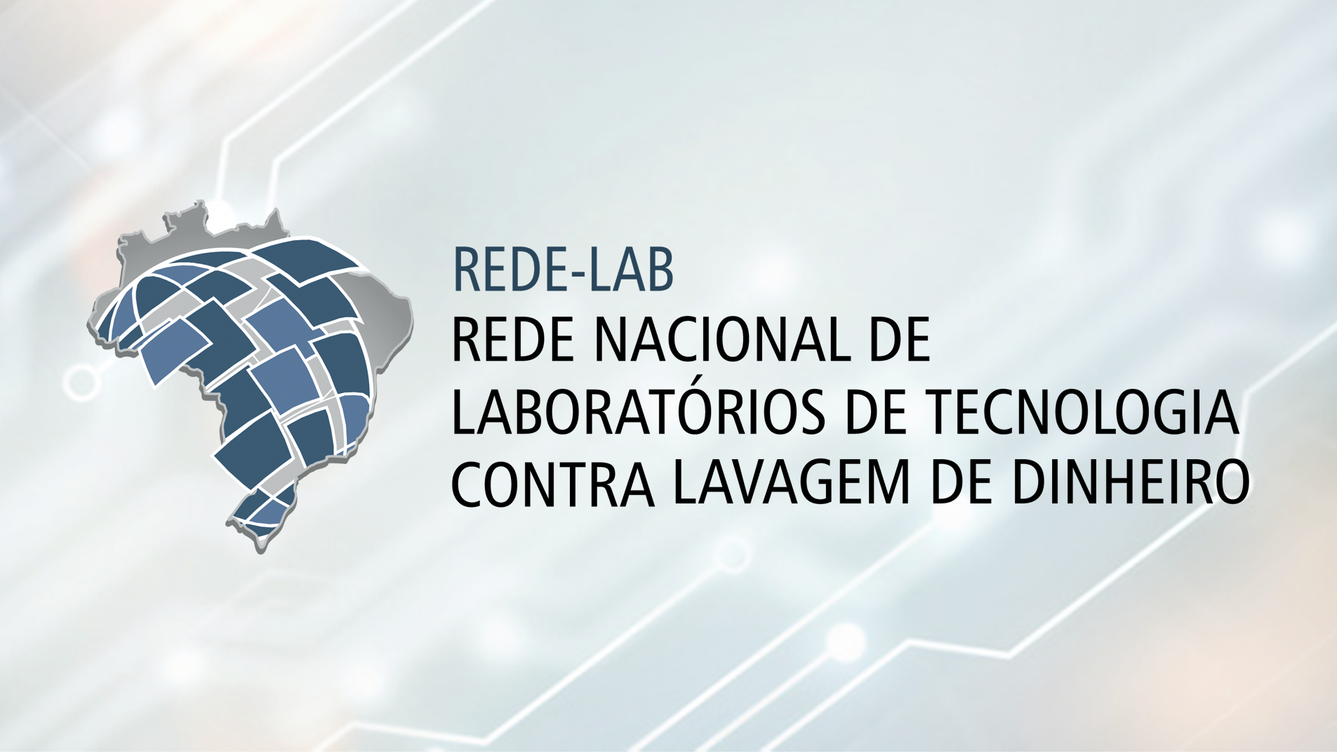 O PACED divulga: Cursos de Análise LAB-LD - Laboratório de tecnologia contra lavagem de dinheiro – abril, junho e setembro 2018 - Brasília