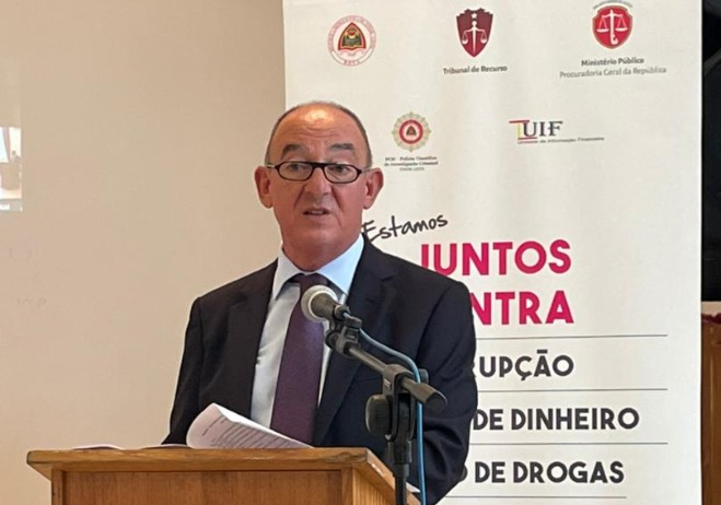 Embaixador de Portugal em Díli, José Pedro Machado Vieira