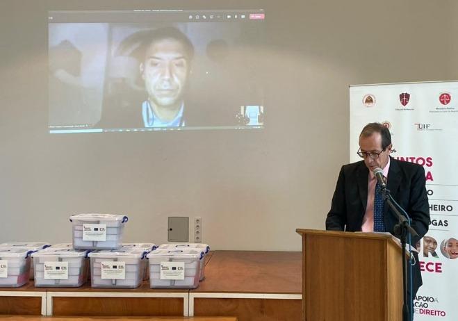 Embaixador da União Europeia em Timor-Leste, Andrew Jacobs