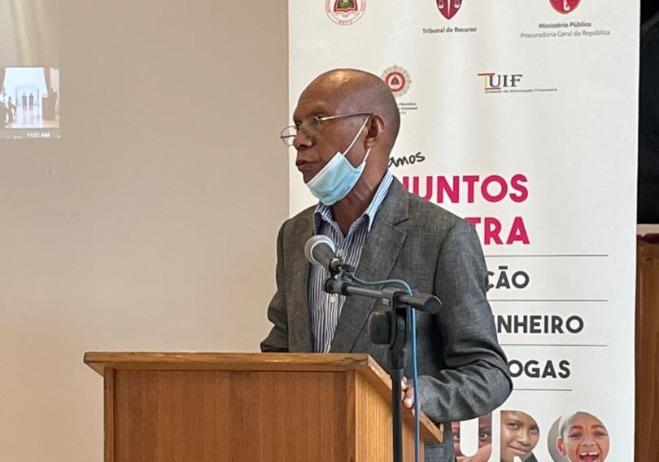 Diretor do CFJJ, Dr. Antonino Gonçalves